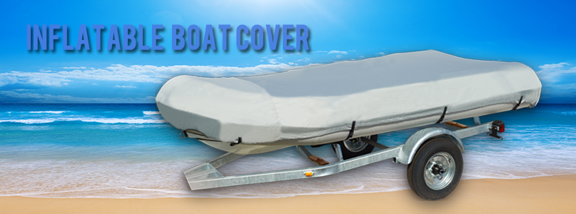 Waterproof inflatable ris boat cover sailing yacht china boat cover