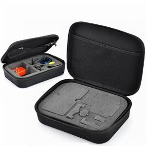 22x17x7cm Portable EVA Waterproof Hard Carry Bag For GoPro Hero 2 3 4 3 Plus / . 22x17x7cm Portable EVA Waterproof Hard Carry Bag For GoPro Hero 23 4 3 Plus . . . . . Soft sponge, sho