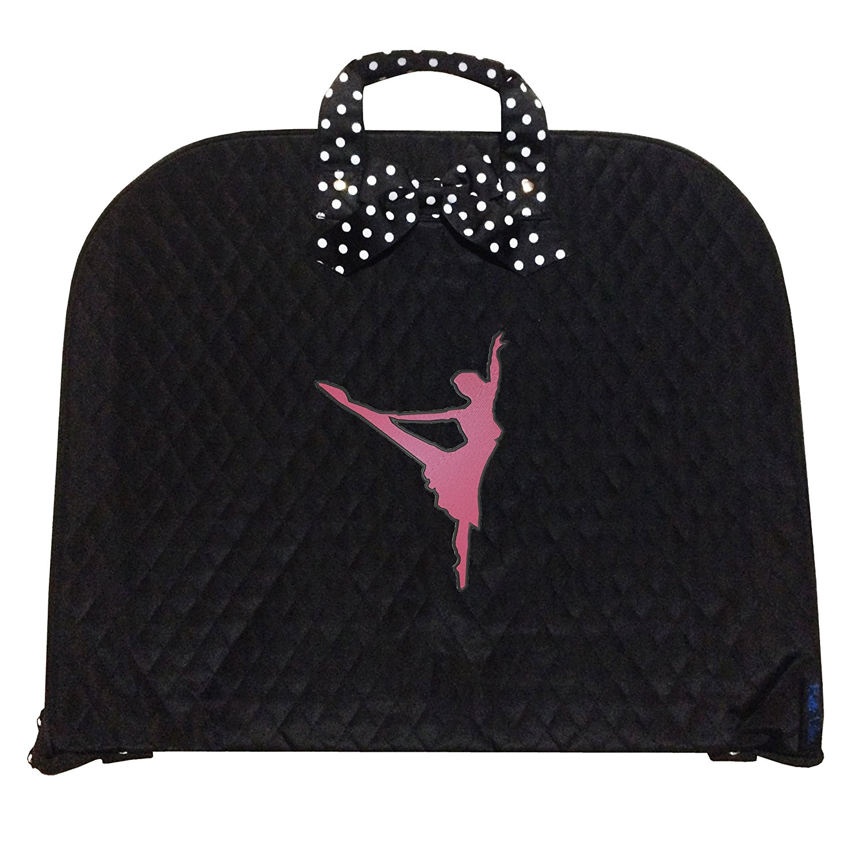 Dance Suit carrier//Costume garment Bag Personalised Gymnastics named 3