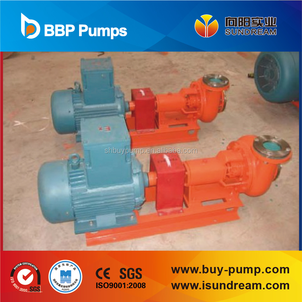 SB Series Oil and Gas Slurry Pump