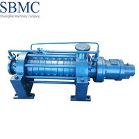 Multi Stage Low Shear Impeller Horizontal Multistage Centrifugal Pump