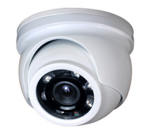 A Bag 12Pcs Infrared Leds 720P/960P/1080P White/Black Color Outdoor Mini Dome AHD CCTV Security Camera