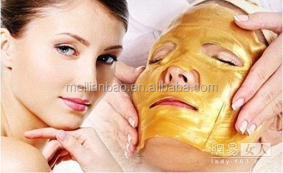 collagen anti aging facial mask gold face mask