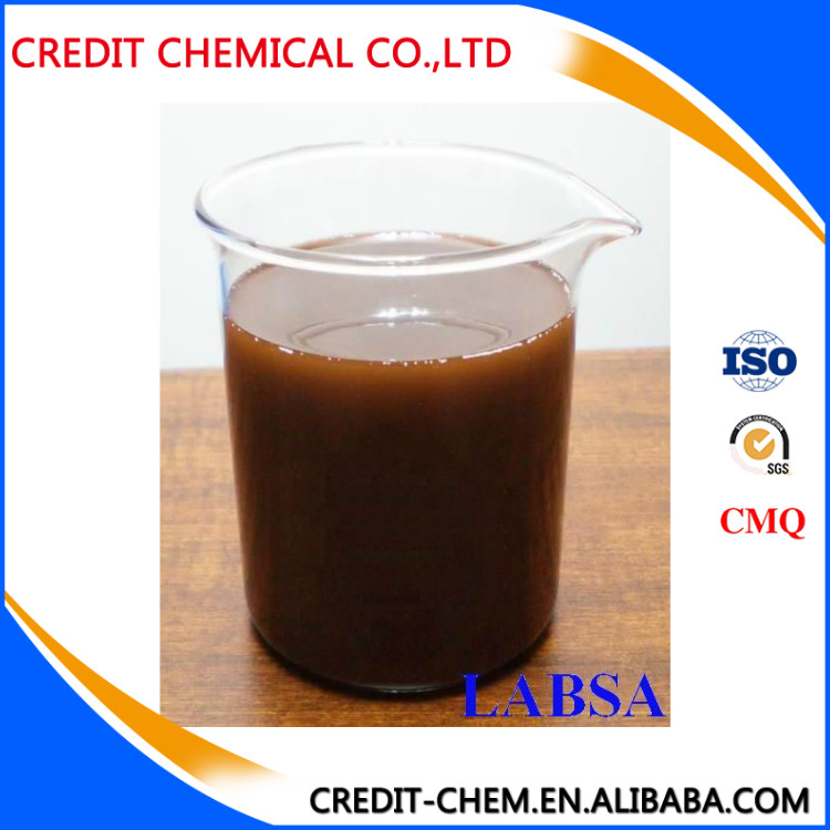 lowest factory price high quality premium detergent raw material Sulphonic Acid labsa96% price