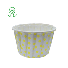 Polka Dots Candy Nut Portion Cups- Greaseproof Cupcake/Muffin Baking Cups
