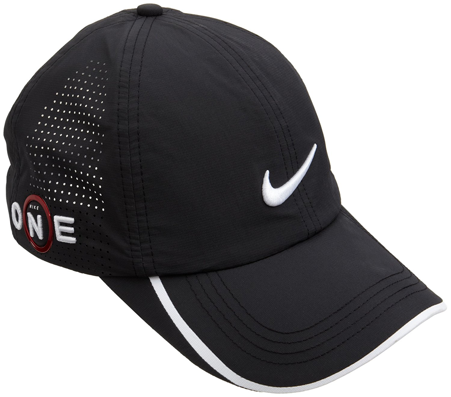 57ac9e9ddc5 Buy Nike Adult One Dri-FIT Perforated Golf Hat in Cheap Price on ...