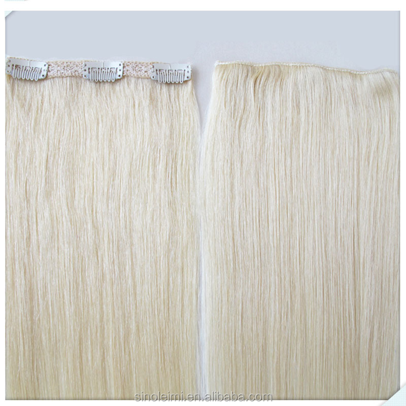 Full Head Thickest Clip In Hair Extensions100 Remy Human Hair