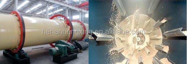 rotary drying equpment