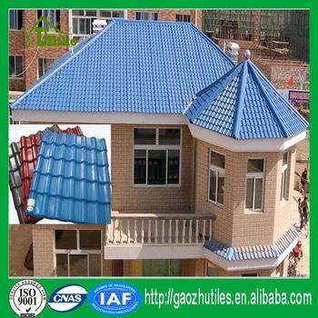 Spanisches Dach Design Pavillon Dachmaterial Dachblech Niedrige