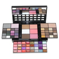 Hot Professional 74 Full Color Makeup kit 36 Eye shadow + 28 Lip Gloss +6 Blush +4 Concealer