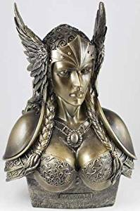 Valkyrie Bust Beautiful Warrior Maidens of Norse Mythology