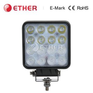usa distributor wanted E-mark IP69k 48W car auto parts for Fork Lift