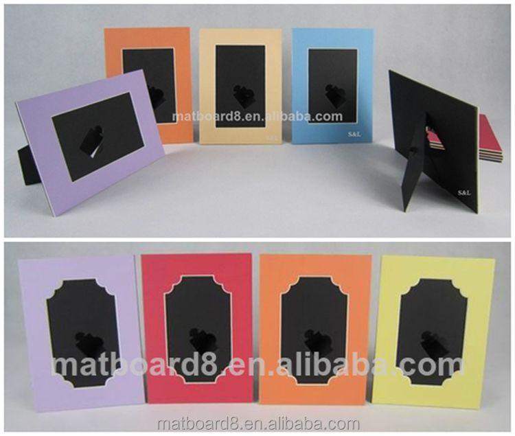 Home Decor Cardboard Photo Frame Cheap Small Frames Photo Multiple ...