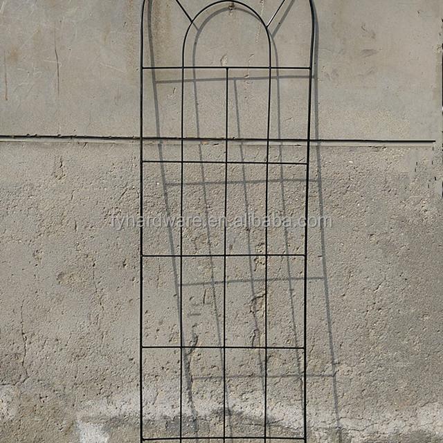 High Quality Garden Metal Trellis Panel
