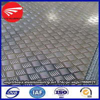 Professional Aluminium Checker Plate 3003 for Decoration
