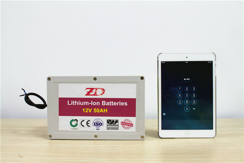 lithium ion battery for hanging solar lantern