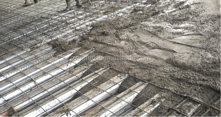 Corrugated Gi Profile Floor Decking Sheet Metal Decking
