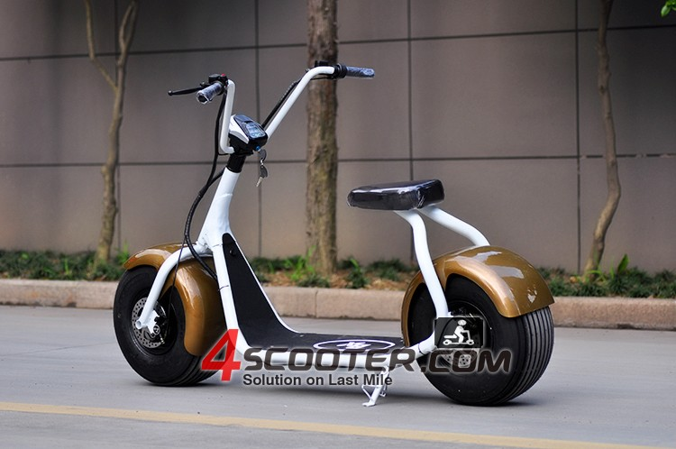 3000w 2 Wheel Electric Scooter Citycoco Electric Scooter