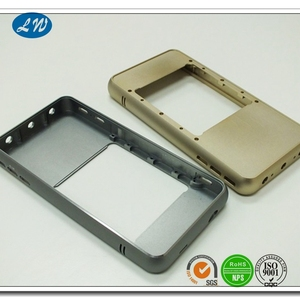OEM Custom mp3 transmitter aluminum enclosure