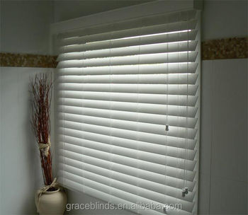 "2"" Synthetic PVC Faux wood Venetian Blinds"