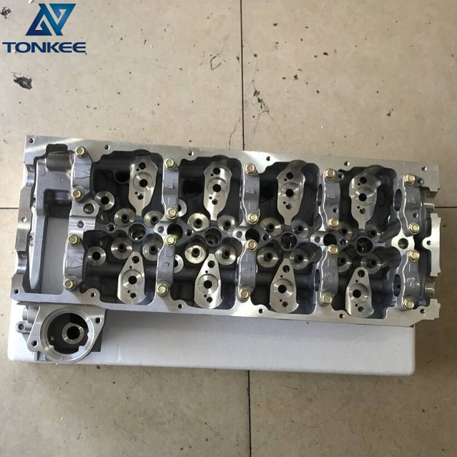 China OEM 4JJ1 engine cylinder head assy 4JJ1 cylinder head