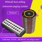 MMcall restaurant paging system waterproof coaster pager calling systems