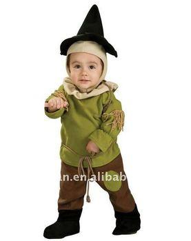 Wizard of Oz Scarecrow Baby CostumeCute Baby Infant Halloween Costume TZ-62342  sc 1 st  Alibaba & Wizard Of Oz Scarecrow Baby CostumeCute Baby Infant Halloween ...