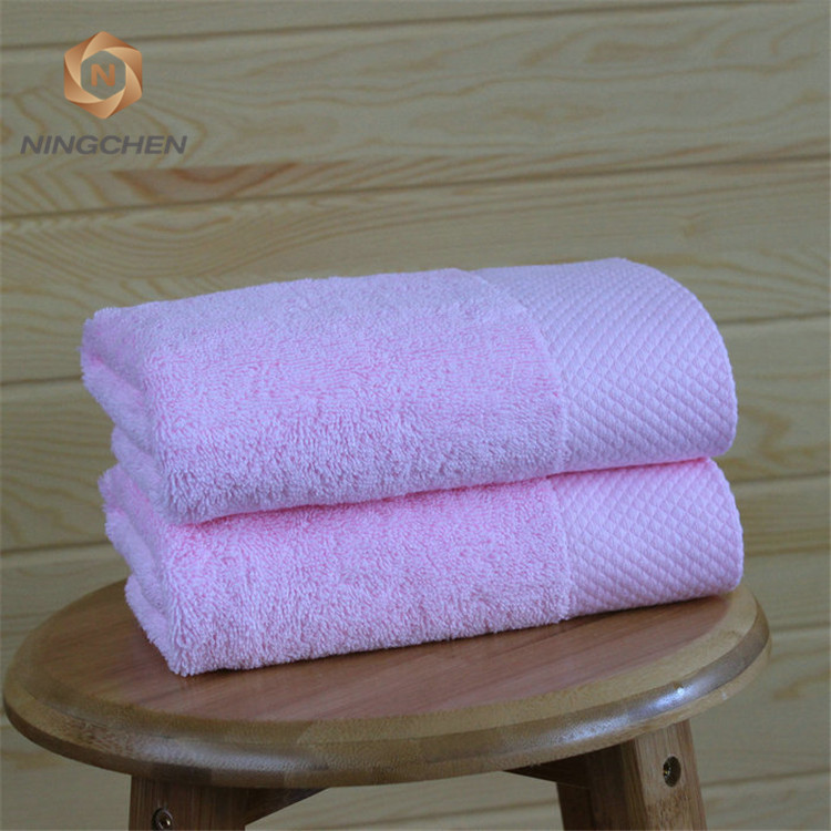 100% Cotton Bath Linen Hotel White towels Cheap Custom Personalized 100% Cotton Hand Towel Bath Towels With Logo