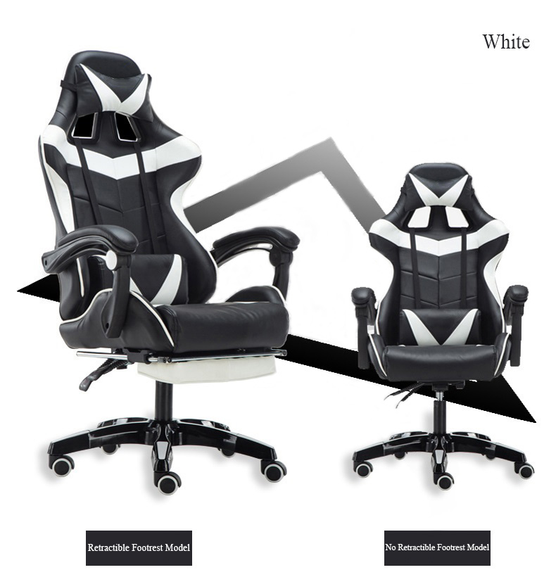 Commercial Furniture General Use and Metal Material Gaming chair