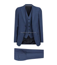 New Fashion Stylish Slim Cut Business Suit designer wedding suit High Quality