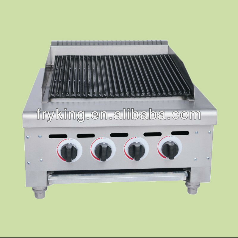 Image Gallery Indoor Charcoal Grill