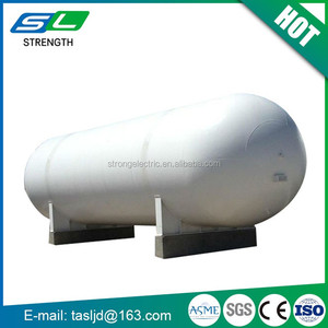 ASME standard stainless steel methane gas storage tank for sale