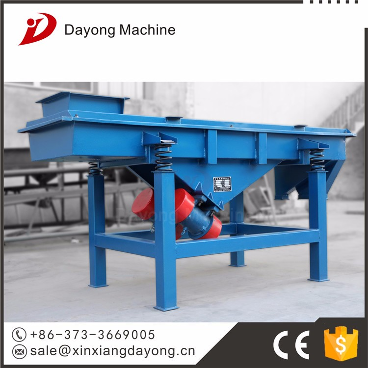 DAYONG timely delivery coal vibro separator with high screening efficiency