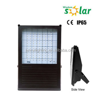 7W/20w/40w solar led flood lights outdoor for advertising board