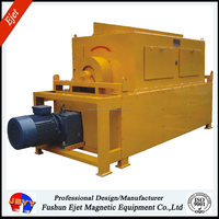 GXJ818 dry high intensity removing iron competitive magnetic roll separator