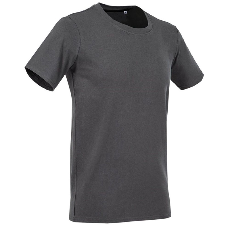 Wholesale Blank latest <strong>design</strong> 95 cotton /5 elastane t-shirt