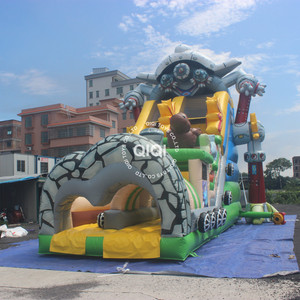 Popular original inflatable bouncy house, chateau gonflable