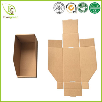 Custom Template Design Small Product Packaging Display Bin Box For Auto Parts