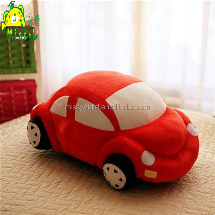 High Quality Stuffed Soft Plush Creative Toys Car Toys Wholesale