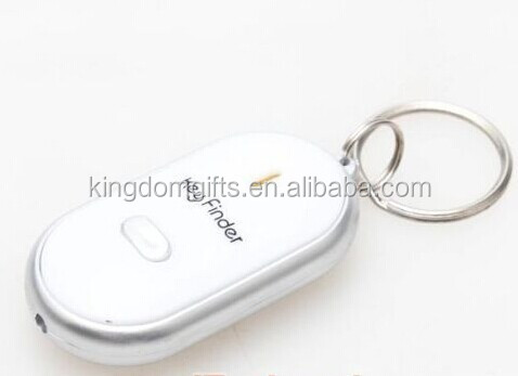 White Sound Big Noise Whistle Key Finder Key chian