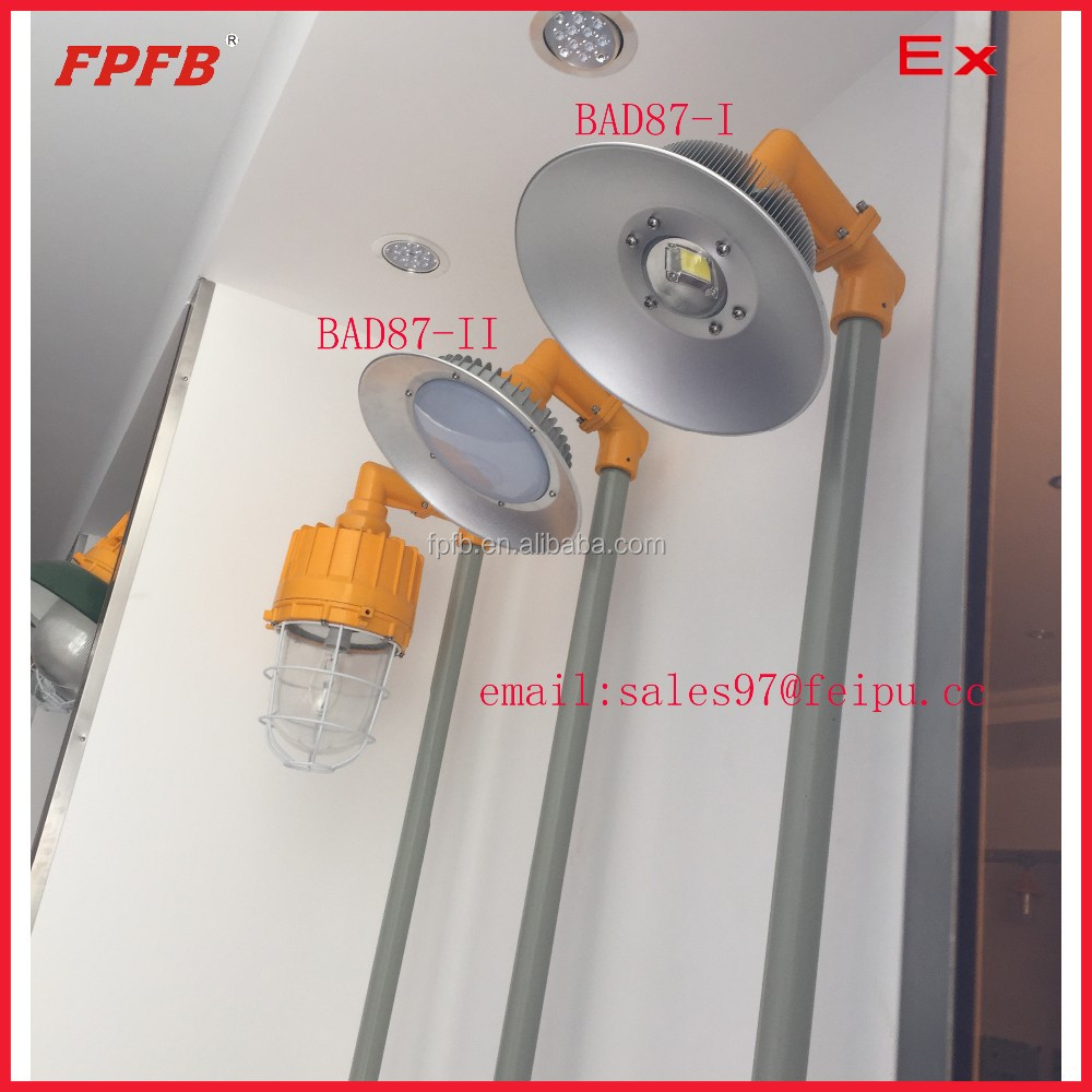 Atex Approved Ip66 Explosion Proof Led Light For Gas Station And ...