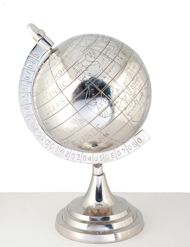 cast aluminium decorative globe buy decorative world globesmetal decorative globedecorative desktop world globe product on alibabacom - Decorative Globe