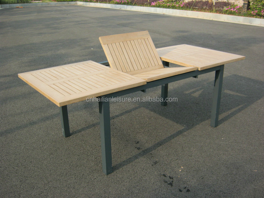 Outdoor Extendable Table, Outdoor Extendable Table Suppliers and  Manufacturers at Alibaba.com - Outdoor Extendable Table, Outdoor Extendable Table Suppliers And
