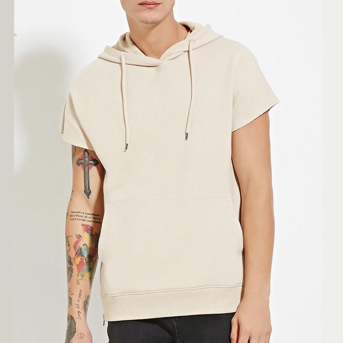 wholesale cool blank short sleeve hoodie buy short sleeve hoodie
