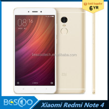 "Original Xiaomi Redmi Note 4 Pro Prime smart phone MTK Helio X20 Deca Core Note4 4G 5.5 "" 1080P MIUI 8 Fingerprint ID phones"