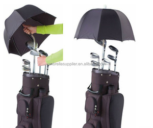 Good quality Golf Bag Club Umbrella & Rain Hood Bag Boy Umbrella Holder