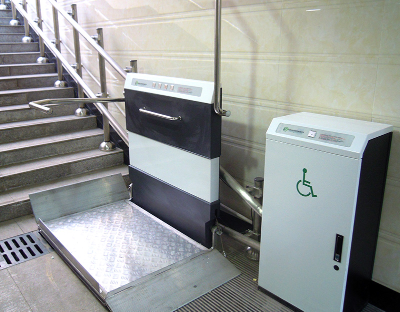 inclined stair wheelchair lift for disabled buy vertical indoor lift