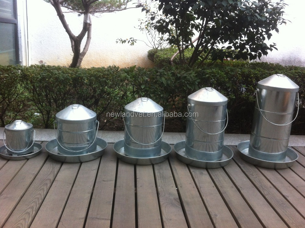 Metal Automatic Poultry Feeder for Chicken Poultry Farming Equipment