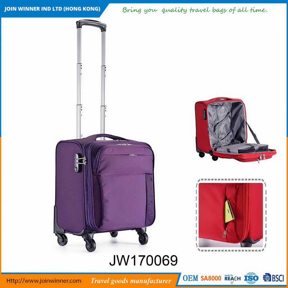 Best Seller 5 Piece Luggage Set Cheap With Free Samples