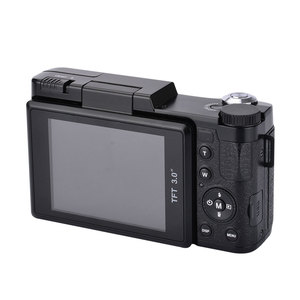Face Detect FHD 1080P Compact Digital Camera Equipped with Wide-angle Lens